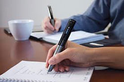 LiveScribe pen