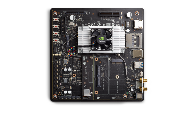 NVIDIA's Jetson TX2: Embedded Designs Gain a Deep Learning Upgrade